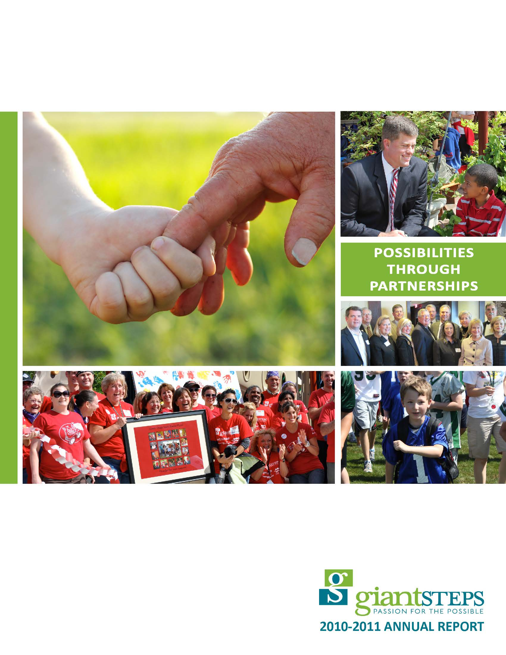 Annual Report 2010   2011 Cover
